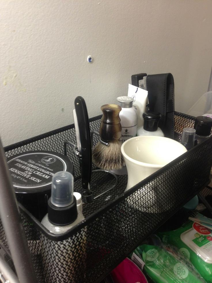 My current shaving stuff