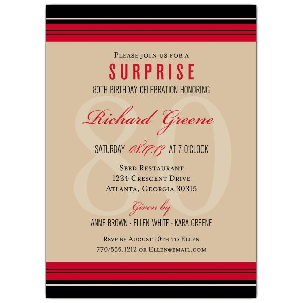 7 best 95 birthday images on Pinterest Birthday party ideas - best of invitation samples for inauguration