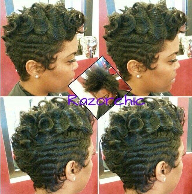 Hair by Razor chic of Atlanta