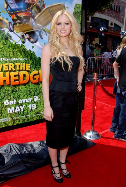 Over the Hedge Premiere, LA- 30 Abril 2006 - 009 - AvrilPix Gallery - The best image, picture and photo gallery about Avril Lavigne - AvrilSpain.Com