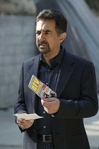 "Joe Mantegna currently plays David Rossi in my favorite TV Show, ""Criminal Minds"" ^_^"
