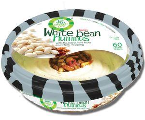 Just as good as Cheesecake Factory white bean hummus! Eat Well Embrace Life Tuscan White Bean Hummus