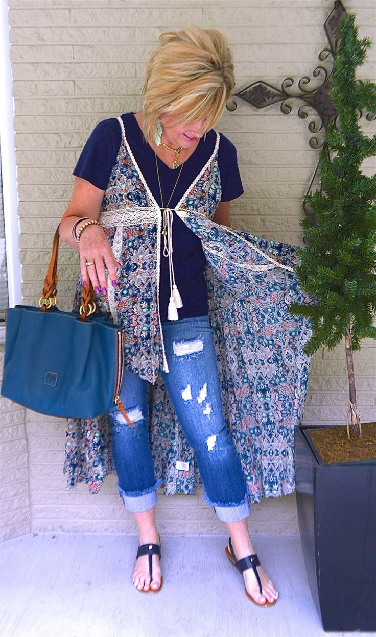 Summer Outfits For 40 Year Old Woman: 412 Best Fashions Over 40, Spring & Summer Edition Images