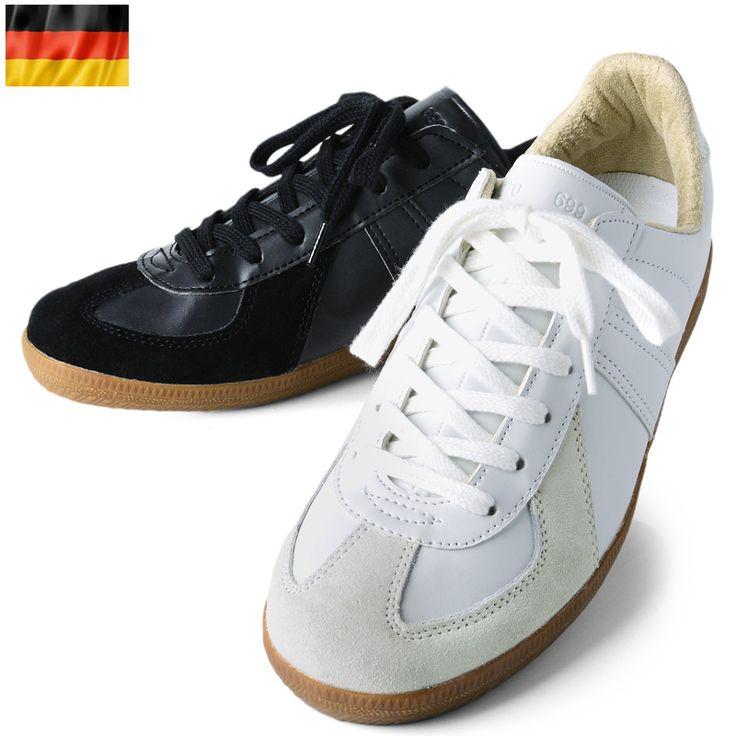新品 ドイツ軍BW トレーニングシューズ #ミリタリーセレクトショップWIP #MILITARY #shoes #シューズ #sneakers #スニーカー