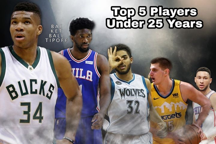 Here are the Top 5 players in the NBA today under 25 years