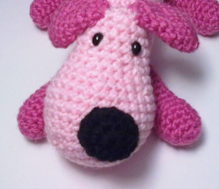 Free Amigurumi Poodle Pattern : Les meilleures images � propos de crochet amigurumi
