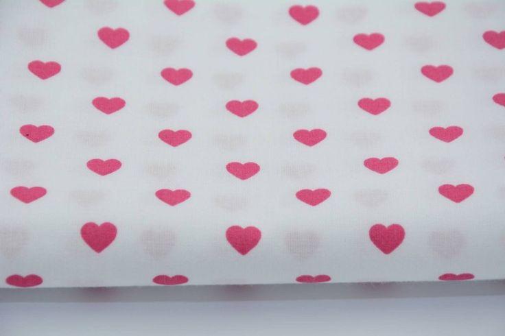 15. Fuchsia hearts