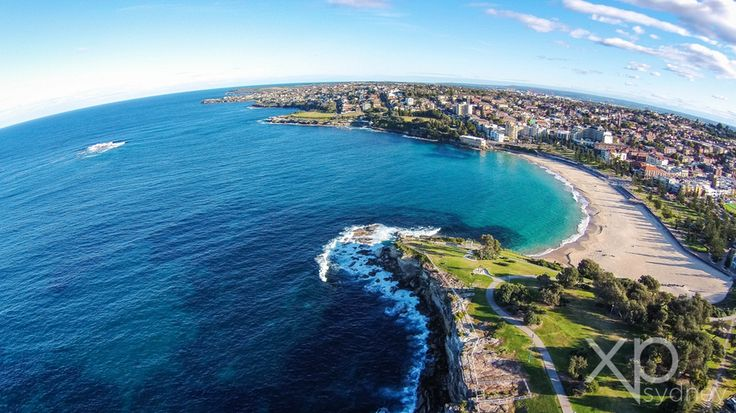 If you like Coogee Beach, then you'll love our aerial shots giving a bird's eye view of the beautiful surrounds.