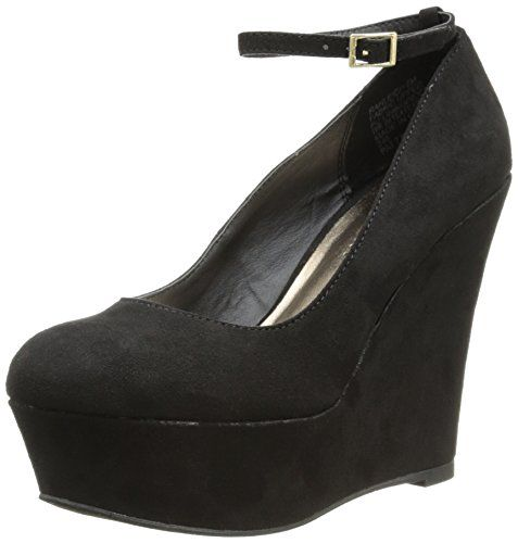 Madden Girl Women's Rahleigh Wedge Pump $36.98 (save $22.97)