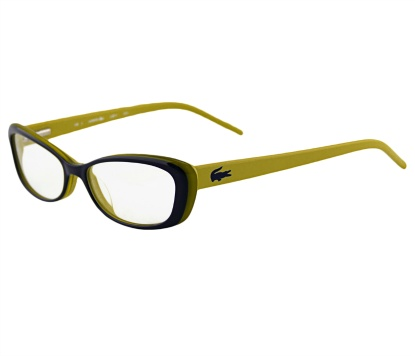 Óculos Lacoste L2611 #glass #oculos #Lacoste #yellow