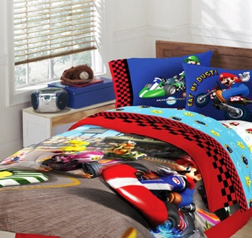 46 Best Images About Boys' Mario Themed Bedroom On
