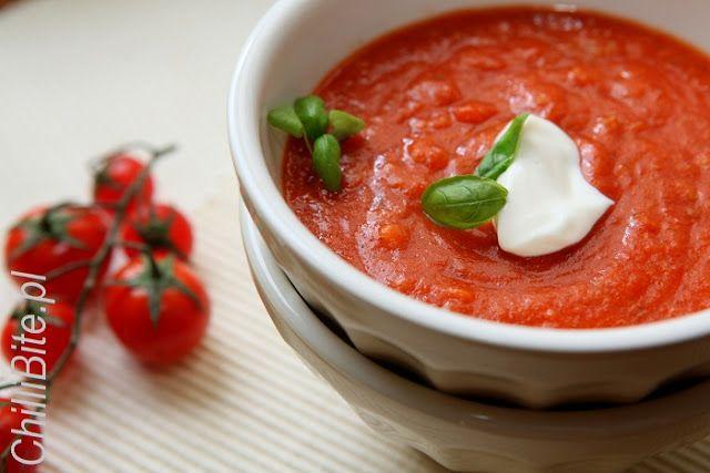 ChilliBite: Zupa pomidorowa - toskańska