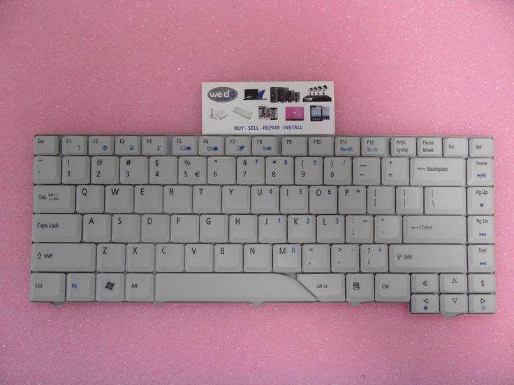 New Original Acer Aspire 5315 5720Z 5520 White US Keyboard MP-07A23U4-F46