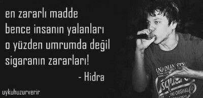 #Hidra