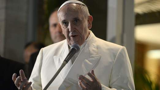 Pope Francis Invites the Atheist to Call for Peace - Sigmanews