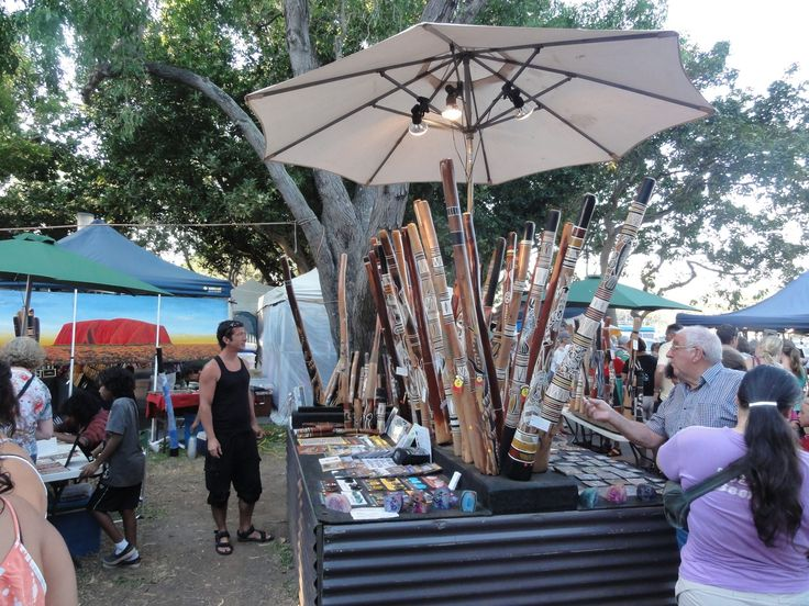 To make your product look more visible use umbrellas. This can provide shade and at the same time easy to decorate. Click here for more information.-  http://www.gazebosaustralia.com.au/shelta-pandanus-octagonal-3-3m-cantilever-umbrella/
