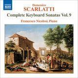 Domenico Scarlatti: Complete Keyboard Sonatas, Vol. 9 [CD]