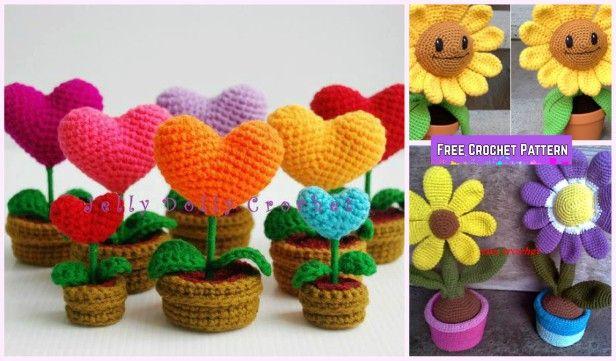 Daisy Amigurumi ⋆ Crochet Kingdom   361x616