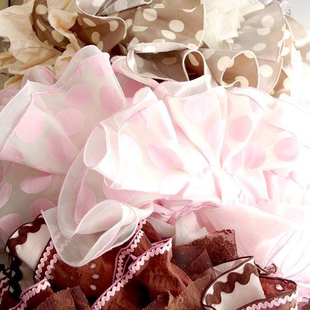 Aprende cuáles son los forros de flamenca y como se aplican