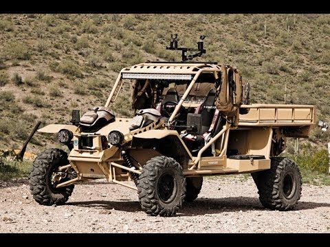 The Tomcar is the ultimate bug out vehicle - YouTube