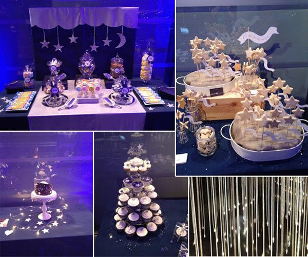 Star Night Wedding Theme: 28 Best Images About Moon And Stars Wedding Seating Plans