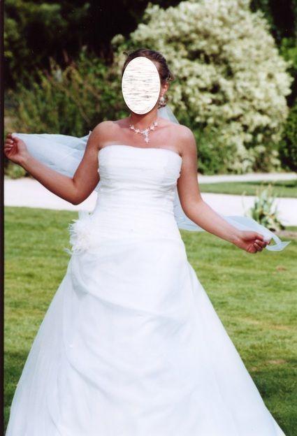 Robe Divina Sposa + Accessoires - Isère