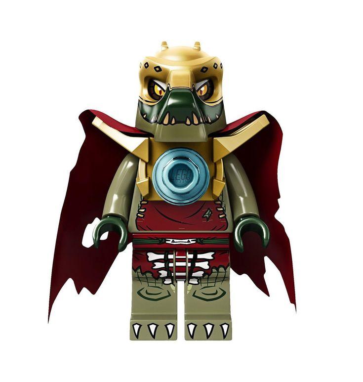 #Lego #Chima #Crominus #figurine #