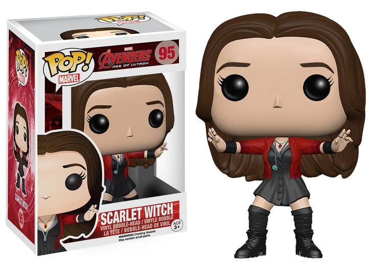 Pop! Marvel: Scarlet Witch