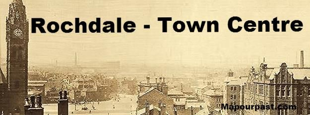 mapourpast./Rochdale town Centre