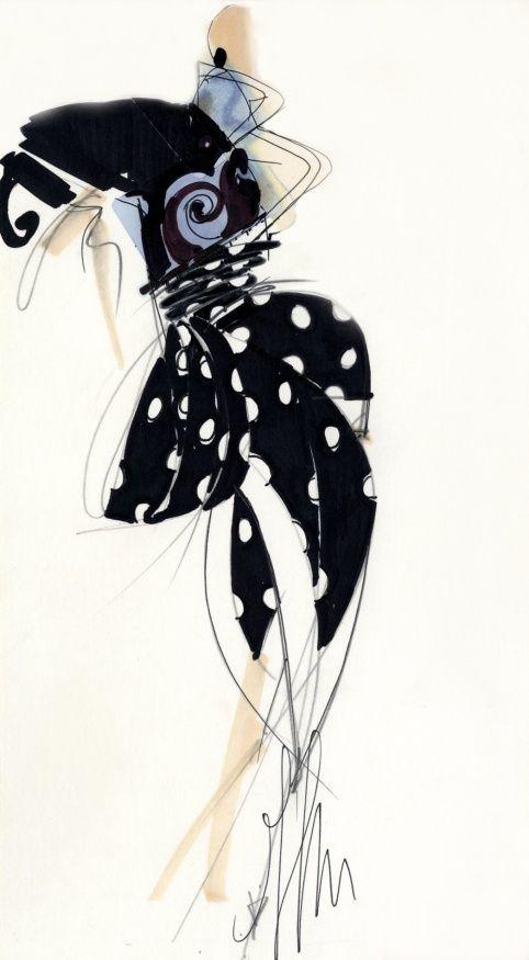 Fondazione Gianfranco Ferré / Collections / Woman / Prêt-à-Porter / 1988 / Spring / Summer