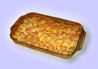 dish pan cookies tater tot hot dish ii recipe yummly tater tot hot ...