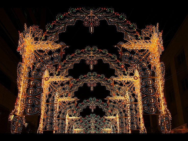 Kobe Luminarie (神戸ルミナリエ?) is a light festival held in Kobe, Japan, every December since 1995 and commemorating the Great Hanshin earthquake of that year