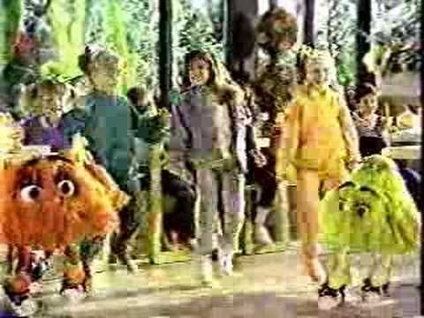 1980s 1987 McDonald's Fry Step Commercial - YouTube