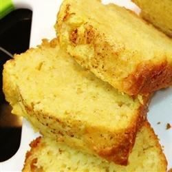 """Eggnog Quick Bread I """" This is like an eggnog pound cake - it is just fabulous!!!"""""""