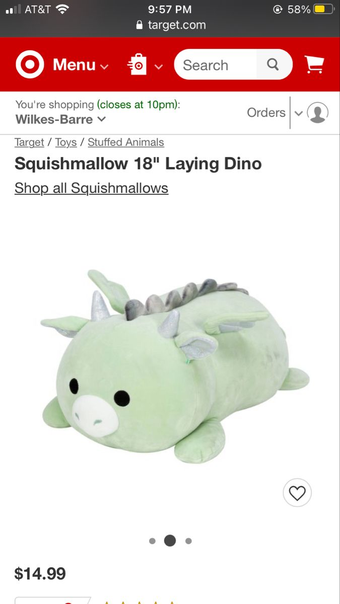 Pin By Hannah On Squishmallows Other Plushies In 2021 Target Toys Pet Toys Wilkes Barre [ 1200 x 675 Pixel ]