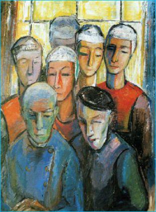 Stien Eelsingh 1903-1964, Dutch painter