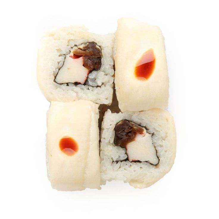 Grill Butterfish Roll #77Sushi