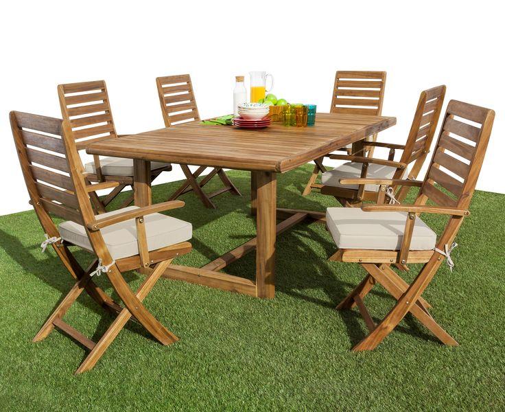 M s de 25 ideas incre bles sobre mesas y sillas plegables for Aki mesas jardin