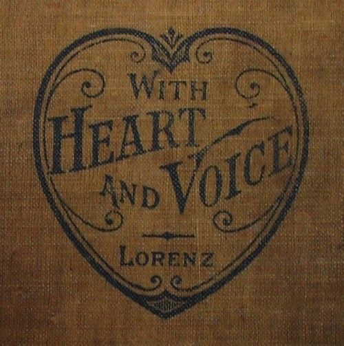 With Heart and Voice