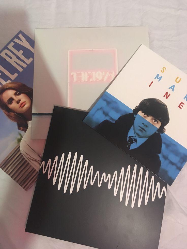 AM:Arctic Monkeys Submarine:Alex Turner ILIWYS:The 1975 Born to Die:Lana Del Rey