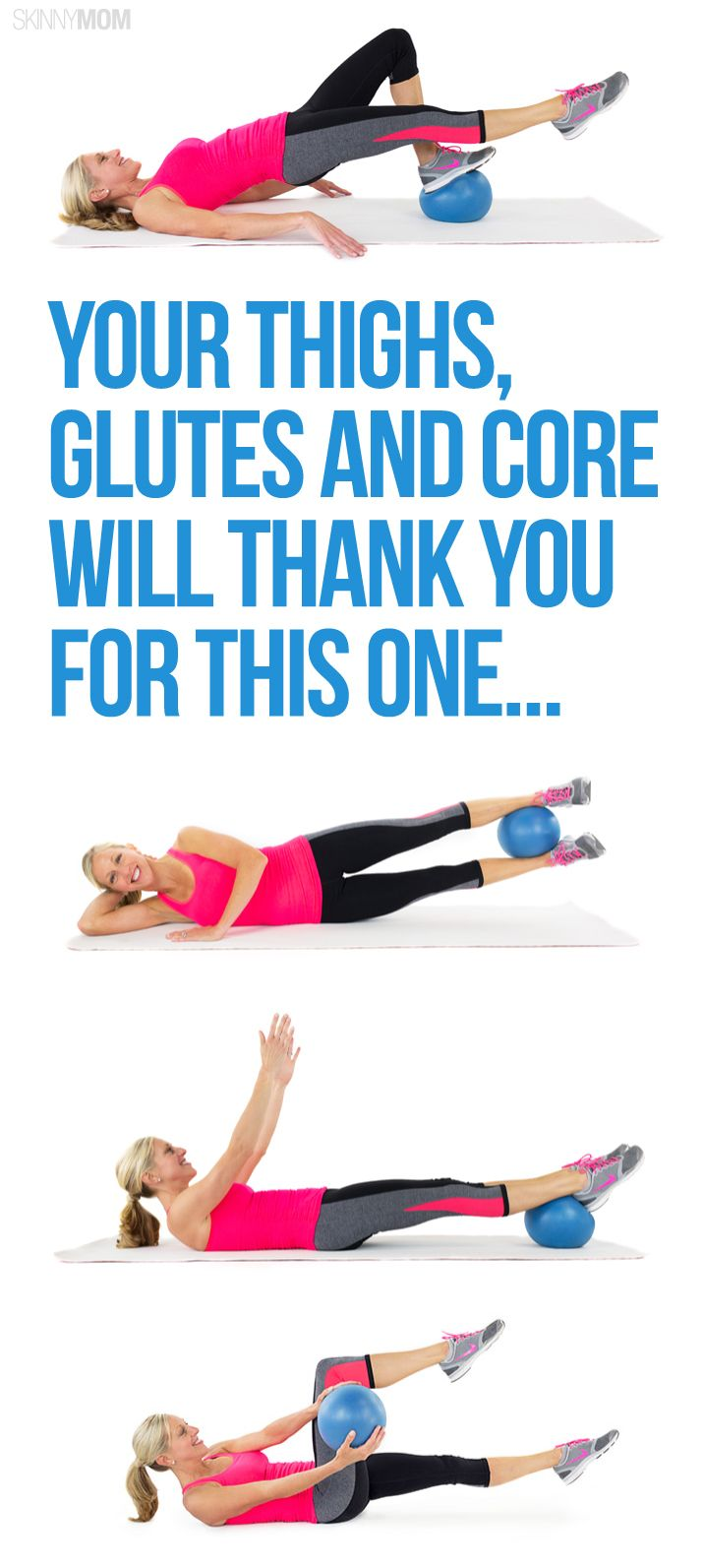 This workout will get you lean legs and a tight stomach!