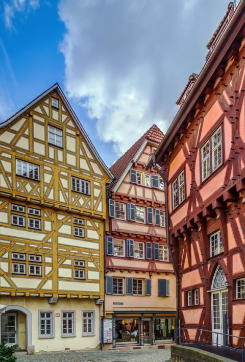 Die schönsten Fachwerkstädte Deutschlands