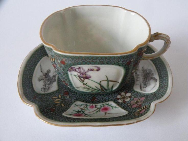 Filiżanka kolekcjonerska Japonia p. XIX w.