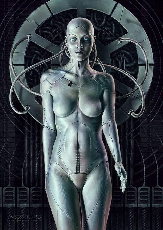 Cancun cyborg naked pics
