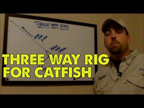 *3 Way Rig* - Three Way Rig *Catfish Rigs* -  Catfishing TV