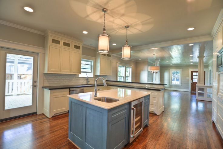 17 best dream kichens images on pinterest houston for Kitchen island houston