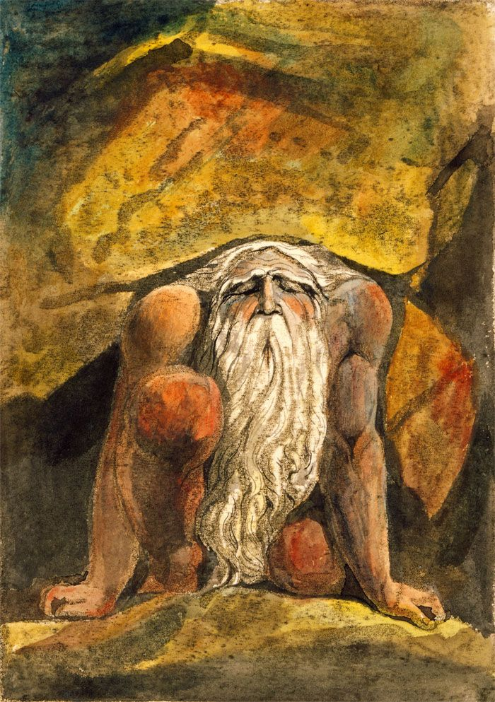 English Preromanticism: William Blake