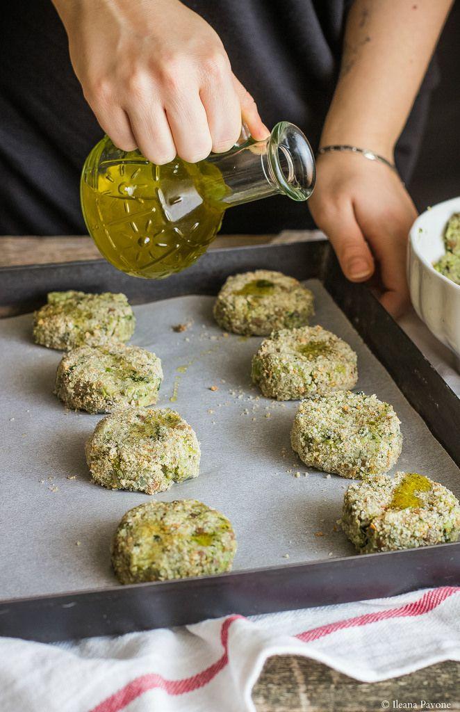 Polpette di broccoli e lenticchie3 - Ileana Pavone