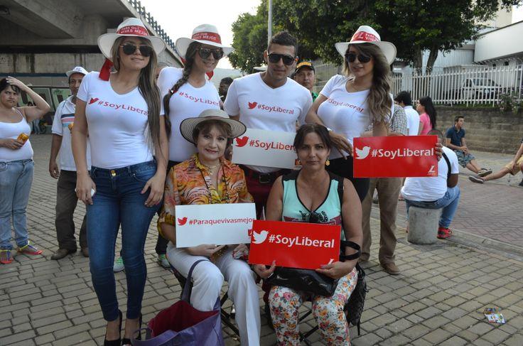 #SoyLiberal #YoSoyLiberal #Colombia #PartidoLiberal #PartidoLiberalColombiano #ParaQueVivasMejor