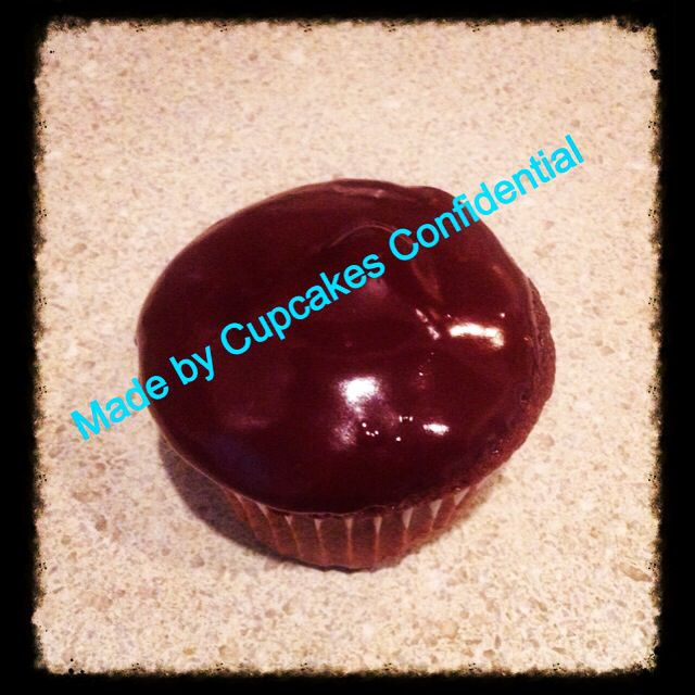 Today's Cupcake: Chocolate Pomegranate Cupcake with Pomegranate Mousse Filling & Bittersweet Ganache #chocolate #pomegranate #cupcake #mousse #filling #bittersweet #ganache #frosting #bakery #baking #cupcakery #cupcakeart #disabled #veteran #donationsaccepted #online #edibleart #fromscratch #givingback #gratitude #help #heroes #homemade #helpavet #inneed #military #nonprofit #order #thankful #unsungheroes #veterans